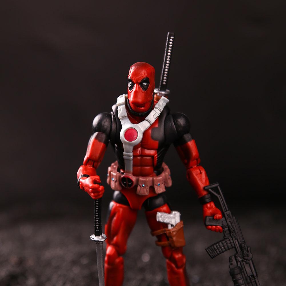for deadpool action figure universe xmen origins comic