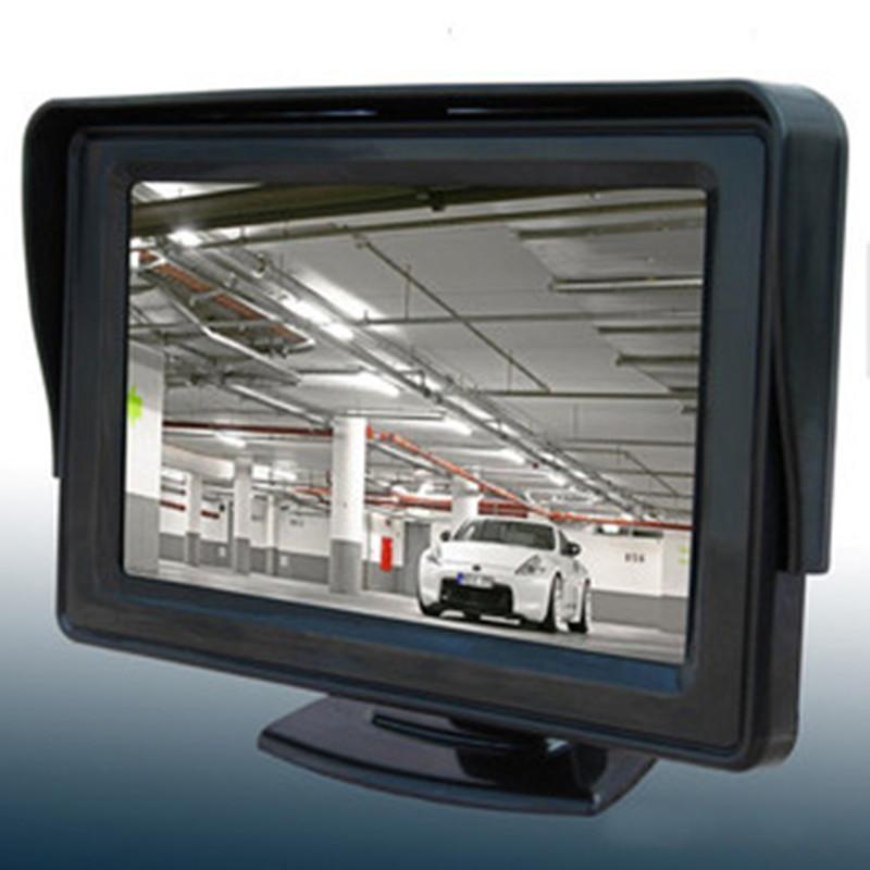 170 r ckfahrkamera nummernschild 4 3 kfz monitor for Spiegel tv modellbau