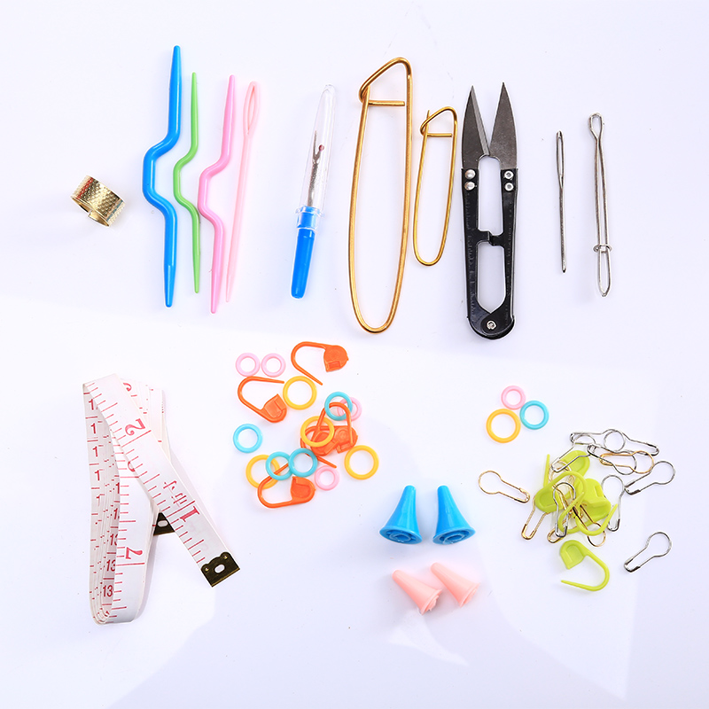 Knitting Tools And Accessories : Knitting sewing crochet stitch accessories supplies with